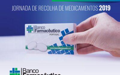 Associação NÓS adere a XI Jornada do Banco Farmacêutico