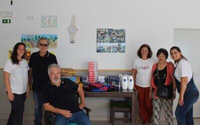 Rotary Club do Barreiro entregou donativo a utentes do Lar 'Nossa Casa'