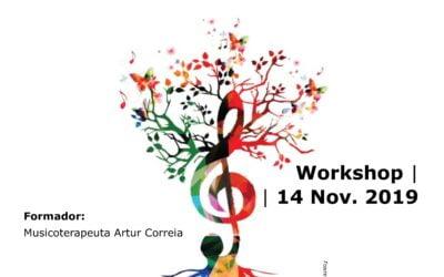 NÓS sensibiliza sobre Musicoterapia em Workshop