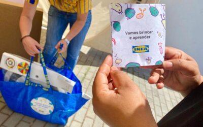Associação NÓS abrangida por apoio da IKEA Portugal